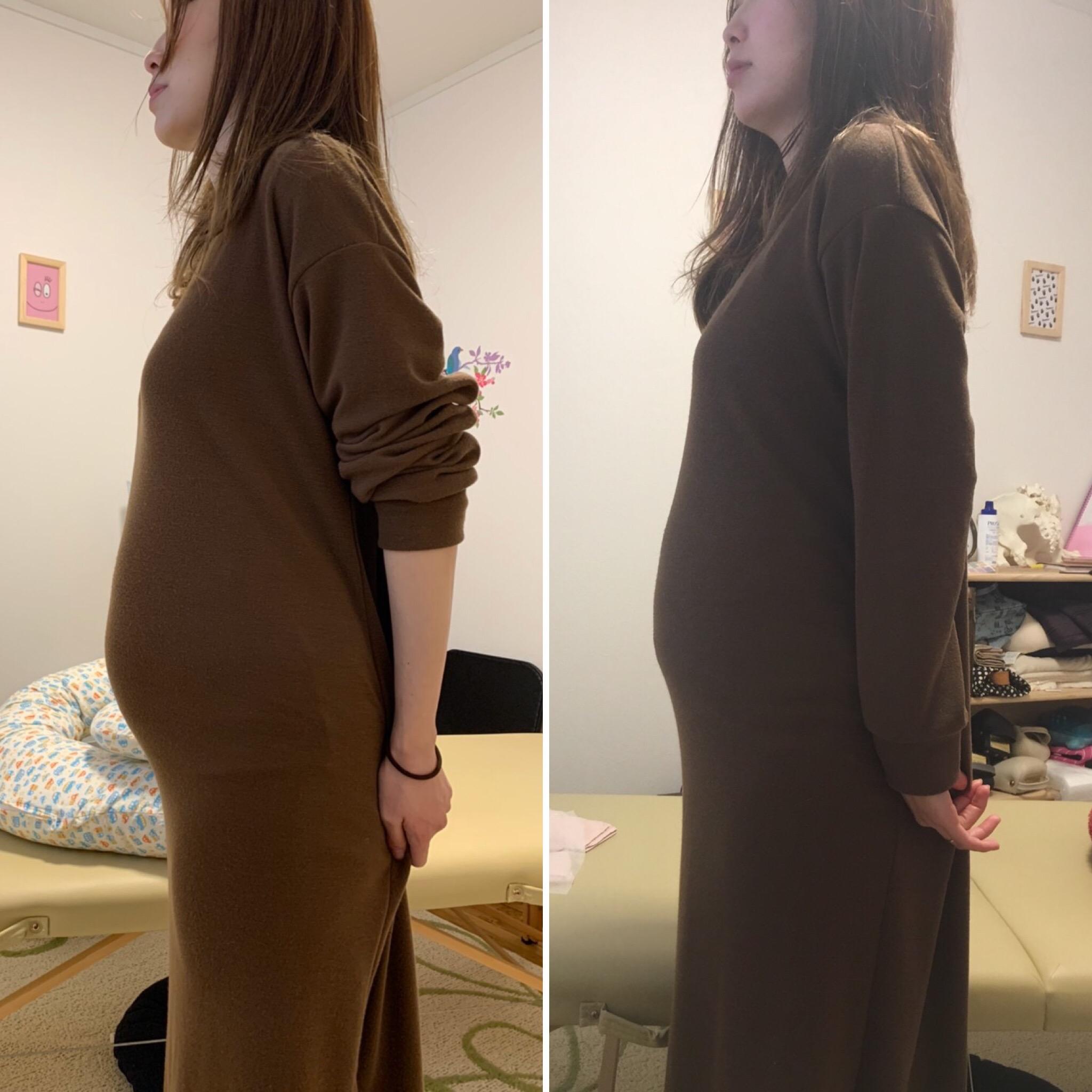 妊婦さんおなか